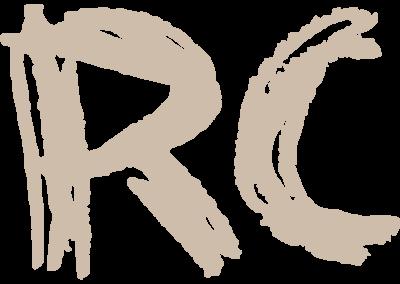 RC Logo beige